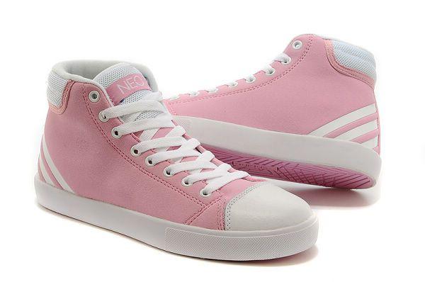 女生搭配Neo鞋图片