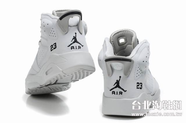 jordan篮球鞋系列 乔丹6代