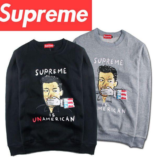 supreme衣服 2015新款圆领t恤