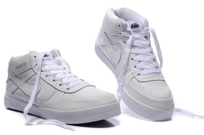 男生板鞋全白色